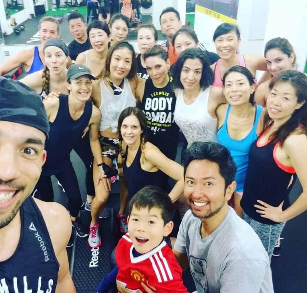 Sami Fitness Tokyo
